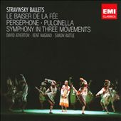 Stravinsky Ballets / Rattle, Nagano, et al.