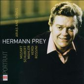 Hermann Prey: Arias and Songs