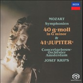 Mozart: Symphonien 40 g-moll & 41 