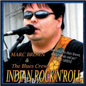 Marc Brown & the Blues Crew: Indian Rock 'n' Roll