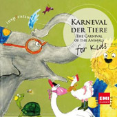 The Carnival of the Animals for Kids / Prêtre