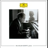 Wilhelm Kempff: The Solo Piano Recordings / Bach, Handel, Gluck, Beethoven, Brahms, etc.