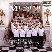 Handel: Messiah / Peter Marschik, Wiener S&#228;ngerknaben