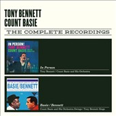 Count Basie/Tony Bennett: Complete Recordings [Bonus Tracks]