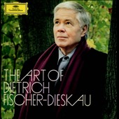 The Art of Dietrich Fischer-Dieskau - Schubert, Bach et al.  / Gerald Moore, Daniel Barenboim