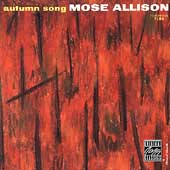 Mose Allison: Autumn Song
