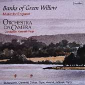 Banks of Green Willow - Music for England / Kenneth Page