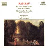 Rameau: Orchestral Suites Vol 1 / Térey-Smith, et al