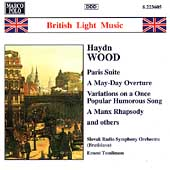 British Light Music - Haydn Wood Vol 2 / Ernest Tomlinson