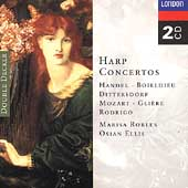 Harp Concertos / Robles, Ellis