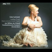 Ladies First!: Opera arias by Joseph Haydn / Lisa Larsson, soprano