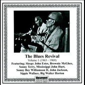 Various Artists: Blues Revival, Vol. 1: 1963-1969