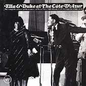 Duke Ellington/Ella Fitzgerald: Ella & Duke at the Côte D'Azur