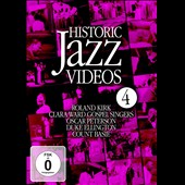 Count Basie/Oscar Peterson: Historic Jazz Videos, Vol. 4