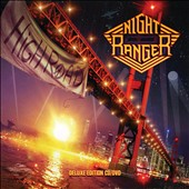 Night Ranger: High Road [Deluxe CD/DVD] [Digipak]