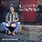 Luisito Quintero: 3rd Element [Digipak]