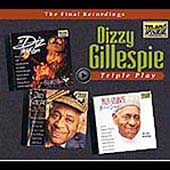 Dizzy Gillespie: Triple Play [Box]
