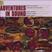Karlheinz Stockhausen (Composer): Adventures in Sound *