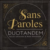 Sans Paroles - works for 2 guitars by Piazzolla, Ginattali, Chopin, Gottlieb, Ferris, Auric, Poulenc, Durey / Duo Tandem