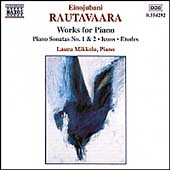 Rautavaara: Works for Piano / Laura Mikkola