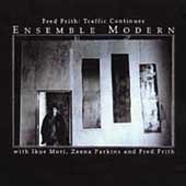 Frith: Traffic Continues / Frith, Mori, Parkins, et al