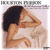 Houston Person: In a Sentimental Mood