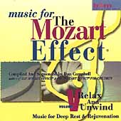 Music for The Mozart Effect Vol 5 - Relax and Unwind