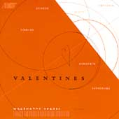 Valentines- Antheil, Scott, Gershwin, etc / Marthanne Verbit