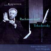 Rubinstein Collection Vol 15 - Rachmaninoff, Tchaikovsky