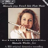 Manuela Wiesler Plays French Solo Flute Music
