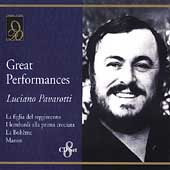 Great Performances - Luciano Pavarotti
