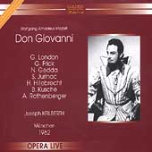 Golden - Mozart: Don Giovanni / Keilberth, London, et al