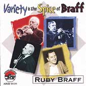 Ruby Braff (Trumpet/Cornet): Variety Is the Spice of Braff
