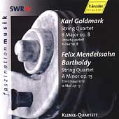 Faszination Musik - Goldmark, Mendelssohn: String Quartets