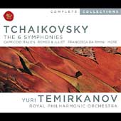 Complete Collections - Tchaikovsky: Symphonies / Temirkanov