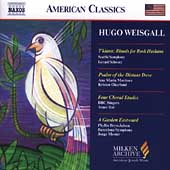 American Classics - Weisgall: T'kiatot, etc / Schwarz, et al