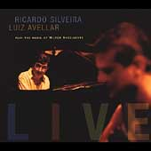 Ricardo Silveira: Live: Play The Music of Milton Nascimento [Digipak]