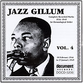 Jazz Gillum: Complete Recorded Works, Vol. 4 (1946-1949)