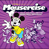 Disney: Moucercise!