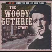 Woody Guthrie: The Woody Guthrie Story [Box]