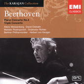 Karajan Collection - Beethoven: Piano Concerto no 4, etc