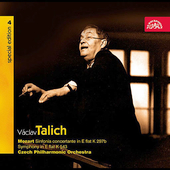 Vaclav Talich Special Edition Vol 4 - Mozart