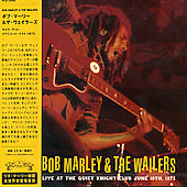 Bob Marley: Live at the Quiet Night Club J