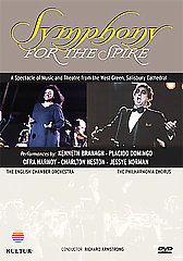 Symphony For The Spire - Domingo, Harnoy, Heston, Norman [DVD]