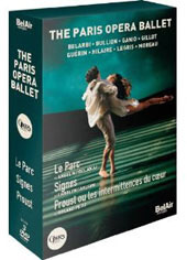 The Paris Opera Ballet / Le Parc, Signes, Proust [3 DVD]
