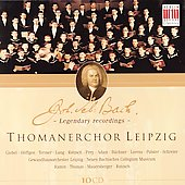 Bach - Legendary Recordings / Thomanerchor Leipzig