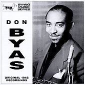 Don Byas: Original 1945 Recordings
