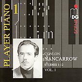 SCENE Player Piano 1 - Nancarrow: Studies Vol 1