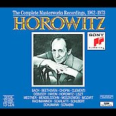 Horowitz - The Complete Masterworks Recordings, 1962-1973