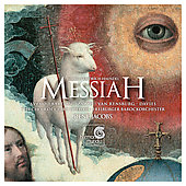 Handel: Messiah / Jacobs, Avemo, Bardon, et al